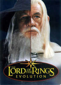 Lord Of The Rings Evolution Evolution B Chase Card 3B
