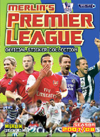 Merlin Premier League anglaise 2007-2008