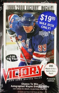 Upper Deck NHL Victory 1999-2000