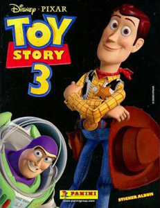 Panini Toy Story 3