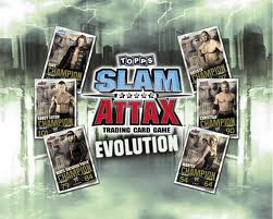 Slam Attax Evolution