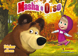 Panini Masha and the Bear