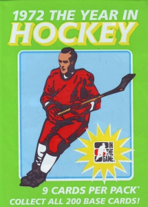 1972 The Year in Hockey