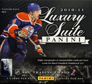 Panini Luxury Suite Hockey 2010-2011