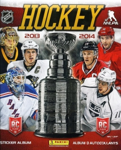 Panini NHL Hockey 2013-2014