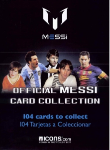 ICONS.com Messi (European version)