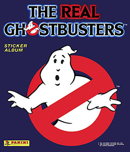 Panini The Real Ghostbusters
