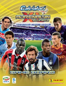 Panini Calciatori 2012-2013. Adrenalyn XL