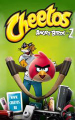 Cheetos Angry Birds 2