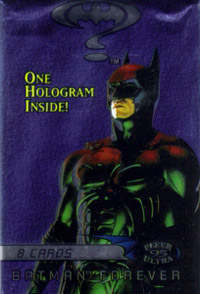 Fleer Batman Forever Ultra