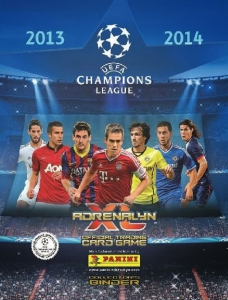 UEFA Champions League 2013-2014. Adrenalyn XL