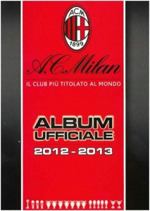 Footprint A.C. Milan 2012-2013