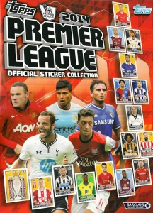 Topps English Premier League 2013-2014