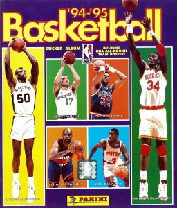 Panini NBA Basketball 1994-1995
