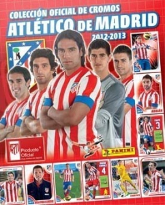 Atletico de Madrid 2012-2013