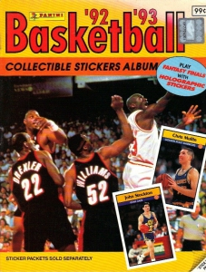 Panini NBA Basketball 1992-1993