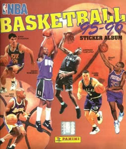 NBA Basketball 1995-1996