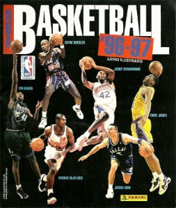 Panini NBA Basketball 1996-1997
