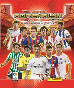 Liga BBVA 2013-2014. Adrenalyn XL