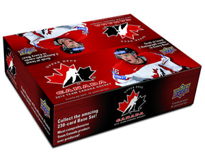 Upper Deck Team Canada Hockey