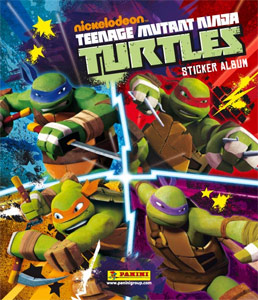 Panini Teenage Mutant Ninja Turtles