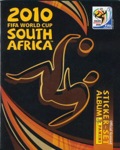 FIFA World Cup 2010 South Africa. Mini sticker-set