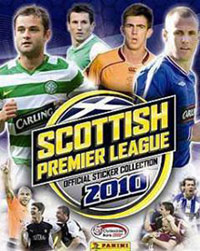 Panini Scottish Premier League 2009-2010