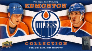 Upper Deck Edmonton Oilers Collection