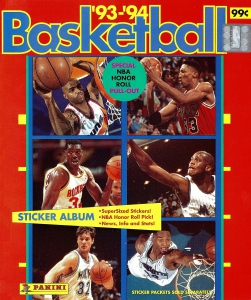 Panini NBA Basketball 1993-1994