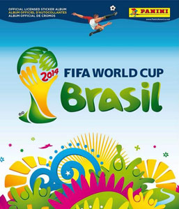 do mundo da fifa panini fifa world cup brazil 2014