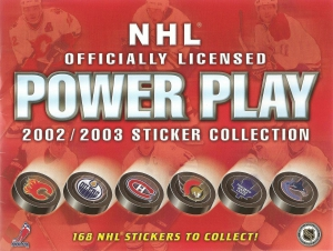 Power Play NHL 2002-2003