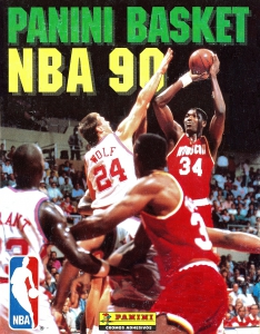 NBA Basketball 1989-1990