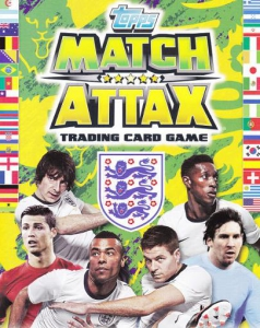 Match Attax England 2014