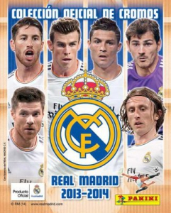 Panini Real Madrid 2013-2014