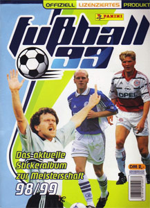 German Fussball Bundesliga 1998-1999