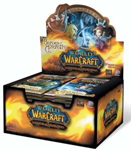 Upper Deck World Of Warcraft: Heroes of Azeroth
