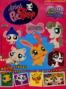 On Line Editora Littlest PetShop