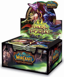 Upper Deck World Of Warcraft: Through the Dark Portal