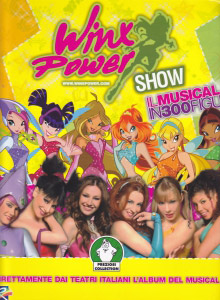 Preziosi Collection WINX Power Show