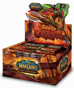 Upper Deck World Of Warcraft: Fires of Outlands