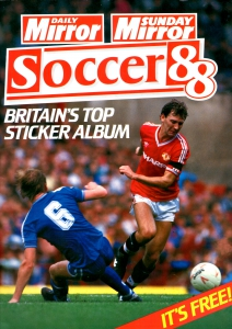 Daily Mirror Soccer 1988