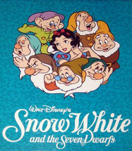 Snow White and the Seven Dwarfs. Series 1
