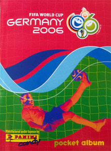 FIFA World Cup Germany 2006. Mini album