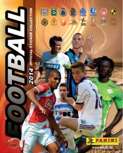 Panini Football Belgique 2013-2014