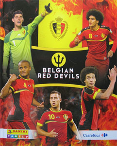Belgian Red Devils 2014