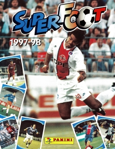Panini SuperFoot 1997-1998