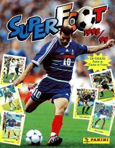 Panini SuperFoot 1998-1999