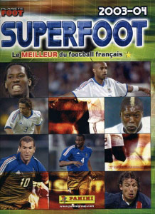 Panini SuperFoot 2003-2004