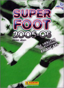 Panini SuperFoot 2005-2006