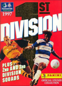 1st Division 1996-1997